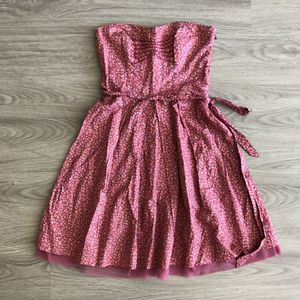 American Eagle Pink Floral Dress - Size 2 for Sale in San Francisco, CA