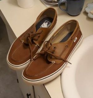 Van's, size 12 like new. for Sale in Denison, TX