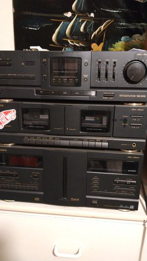 Fisher Stereo system for Sale in Phillips Ranch, CA