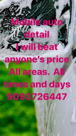 Auto. Boats rv and business for Sale in San Bernardino, CA