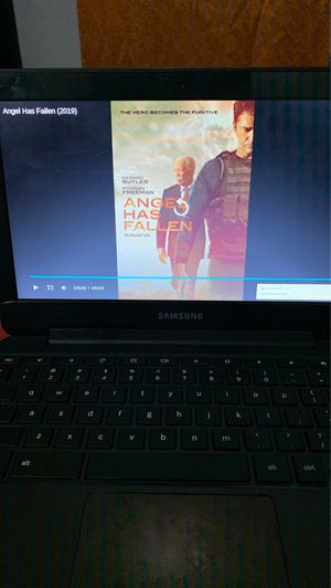 Samsung Chromebook 3 11.6 Inch Laptop (Black) comes with Amazon echo and for Sale in East Meadow, NY