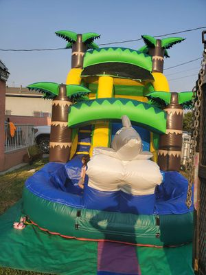 DISPOSABLE HOY RENTA DE WATER SLIDE NUEVOS Y DESINFECTADOS ESPECIAL DE SEP 26 Y 27 PRECIO LOCAL SUR LA for Sale in Los Angeles, CA