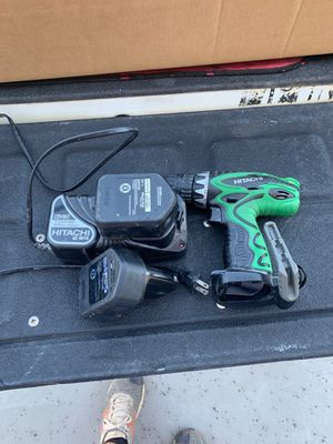 Hitachi drill for Sale in Fort McDowell, AZ