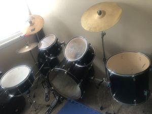 Drums set 9 pieces for Sale in Nashville, TN