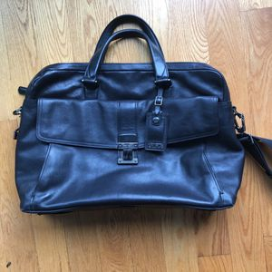 TUMI Leather Laptop Briefcase for Sale in Sunnyvale, CA
