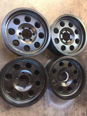 "Set of 17"" Wheels Rims Rines Toyota Tundra Nissan Pathfinder for Sale in Glendale, AZ"