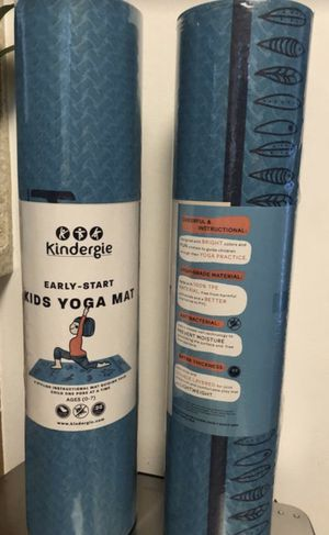 Kindergie Kids Yoga Mat for Sale in Los Angeles, CA