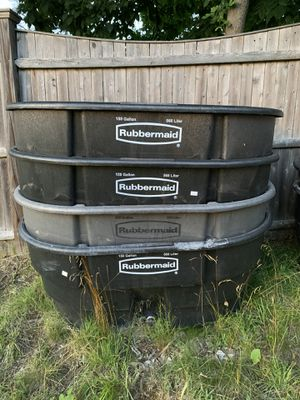 Rubbermaid Stock Tanks for Sale in Groveland, MA