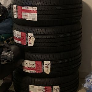 4 New Tires $ 600 OBO for Sale in Alexandria, VA