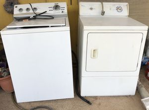 Washer and dryer for Sale in Laveen Village, AZ