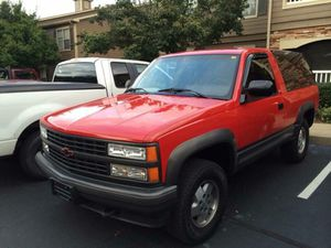 1992 Chevy Blazer 2 Door 4 WD for Sale in Murfreesboro, TN