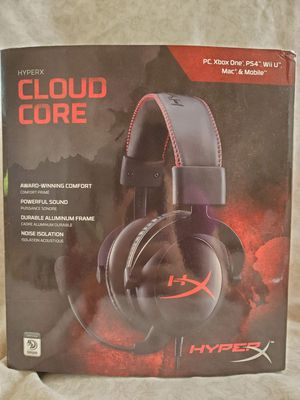 HyperX Cloud Core Gaming Headphones for Sale in San Diego, CA
