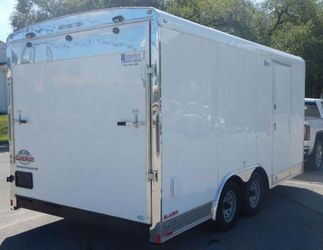 Extremely Clean 2019 Cargo Mate 7X16 for Sale in Wilmington,  DE