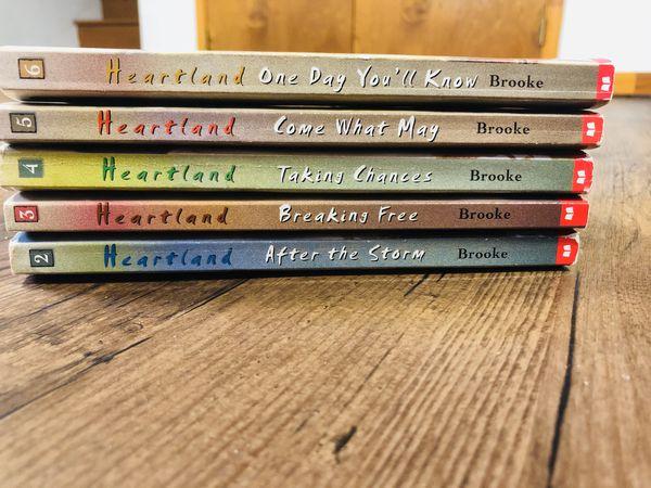 Book Series (prices below)