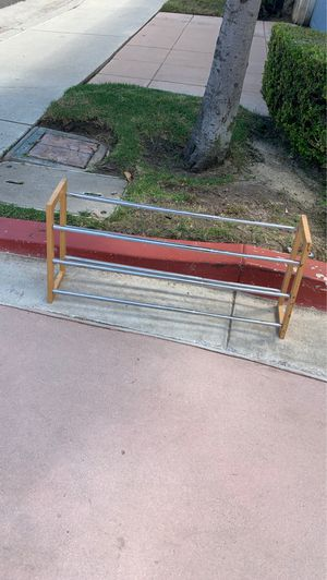 SHOE RACK NEED GONE ASAP for Sale in Long Beach, CA