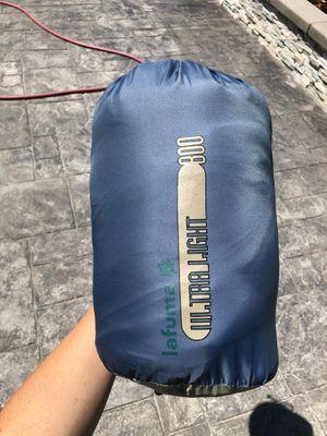 Lafuma Ultralight 800 Mummy Sleeping Bag for Sale in Anaheim, CA