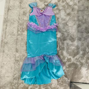 Disney Princess Ariel Little Mermaid Classic Toddler Child Costume Used One Time for Sale in Hollywood, FL