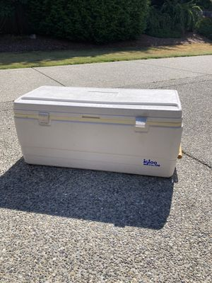 Igloo 120 qt Ice Chest/cooler for Sale in Kirkland, WA