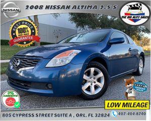 2008 Nissan Altima 2.5 S Coupe for Sale in Orlando, FL