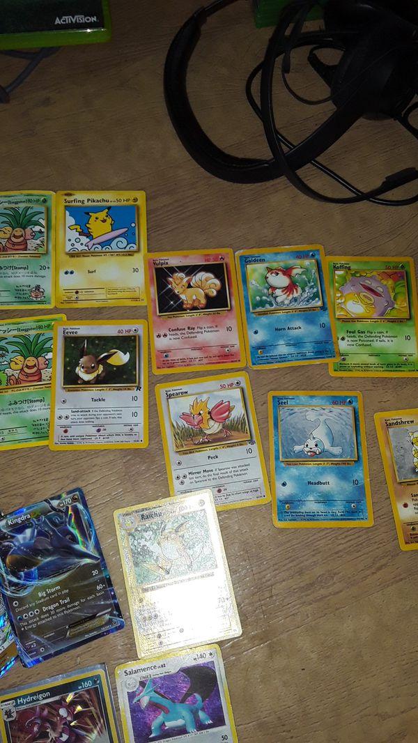 Pokemon whole collection