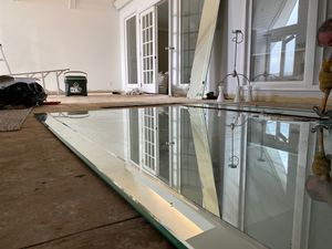 "Large mirror 54"" by 7' for Sale in Franklin, TN"