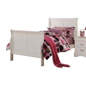 twin bed - 24515t - white MK5 for Sale in Pomona, CA