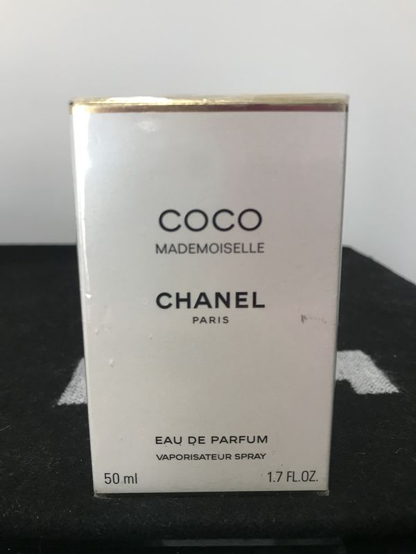 Chanel coco mademoiselle new 1.7