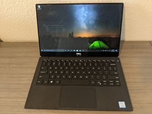 Dell XPS 13, 4K Touchscreen, Intel i7 for Sale in San Diego, CA