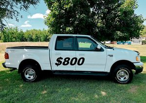 🍀🍂🌿$8OO I'm selling my 2002 Ford F-150.🌿🍂🍀 for Sale in Washington, DC