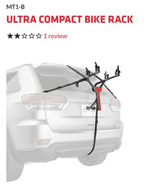 Allen Sports Trunk Carrier Bicycle Rack for Sale in Kennewick, WA