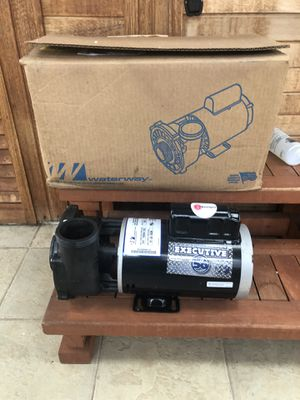 Hot tub pumps for Sale in Southington, CT