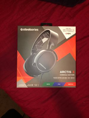 Steelseries Arctic 3 Console Edition Headset for Sale in Fort Meade, MD