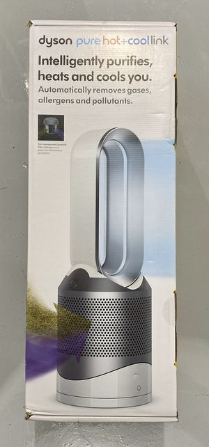 Dyson Pure Hot + Cool Link HP02 Purifier Heater for Sale in Kenmore, WA