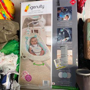 Inlighten Cradling Swing for Sale in Houston, TX