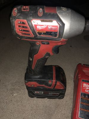 Milwaukee impact drill for Sale in Mesa, AZ