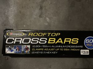 Rooftop crossbars for Sale in Palm Harbor, FL