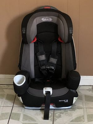 GRACO NAUTILUS CONVERTIBLE CAR SEAT 3 in 1 for Sale in Riverside, CA