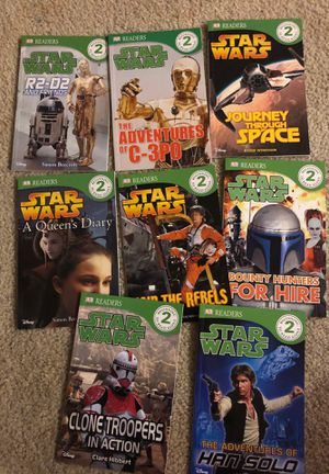 DK Readers Level 2 (Star Wars Books) for Sale in Irvine, CA