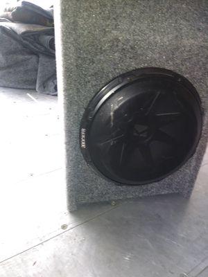 12 inch kicker subwoofer for Sale in Lanham, MD