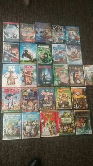 New and used Disney and Kids DVDs for Sale in East Los Angeles, CA