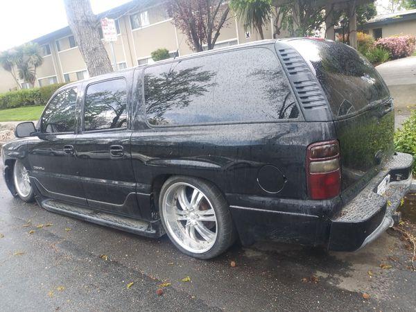 Gmc denali 2001 xl w/ airbags