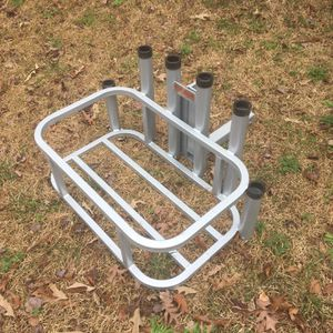 Hitch Mount Fishing Rod and Cooler Rack for Sale in Wake Forest, NC