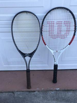 Tennis rackets for Sale in Jan Phyl Village, FL