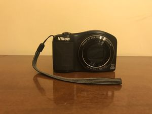 Coolpix L610 Camera for Sale in Rochester, NY