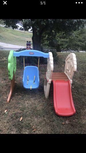 Little tikes swing set for Sale in Matewan, WV