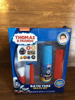 Thomas and friends shave set for Sale in Palmdale, CA