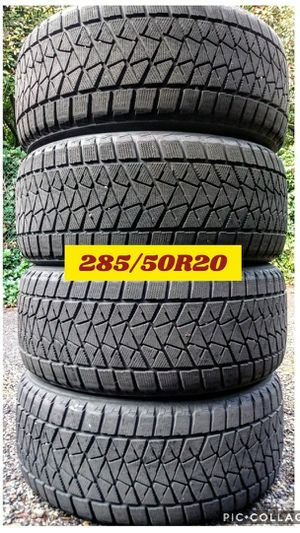 4 almost New Studless tires for Sale in Vancouver, WA