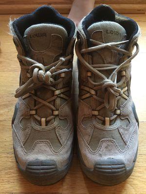 LOWA hiking boots women's 8.5 for Sale in Edmonds, WA