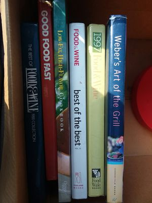 Cookbooks for Sale in Keysville, VA
