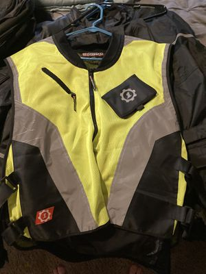 Motorcycle Safety / Reflective Riding Vest - Military Spec for Sale in San Diego, CA